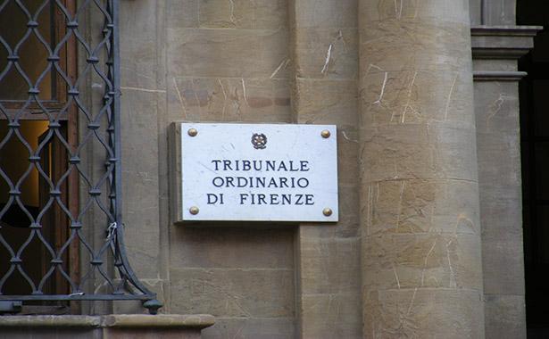 Sentenza Tribunale di Firenze N° 2400/13